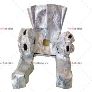 耐高温夹具防护罩
