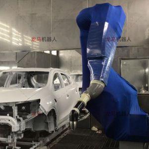 ABB IRB5500整车喷涂机器人防护服