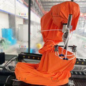 广数GSK-RH06A喷涂机器人防护服