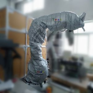 ABB4600-2.55恒温加热防护服 TA4600C05