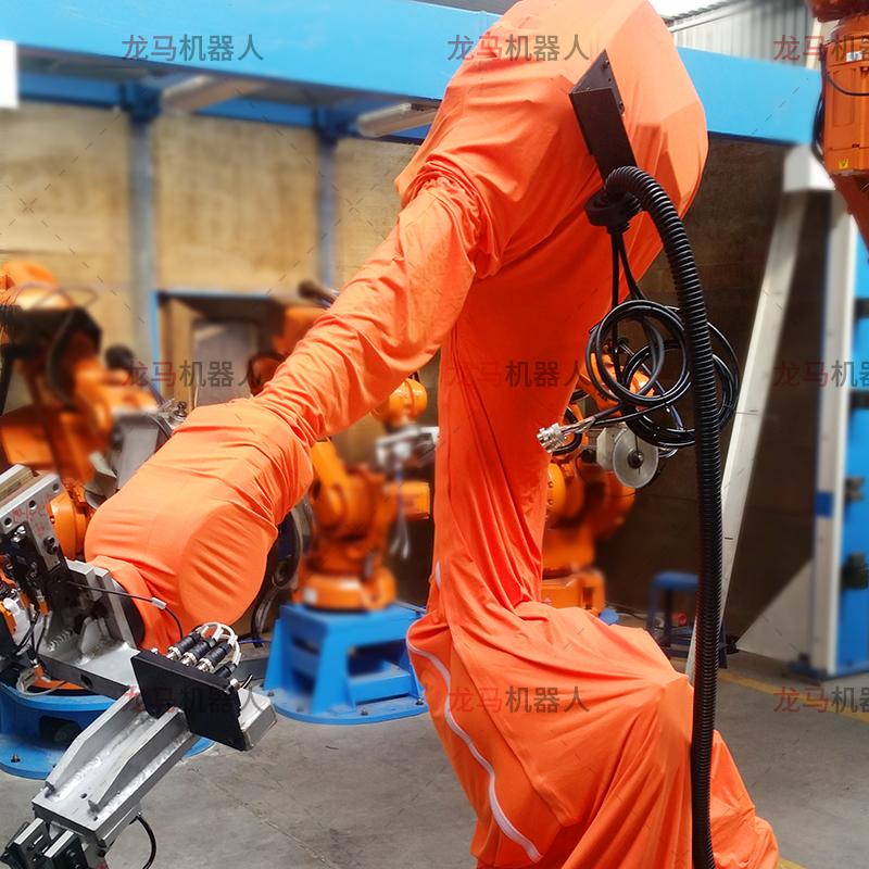 防尘机器人防护服