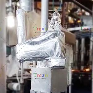 汇川机器人耐高温防护服