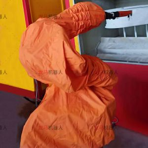 埃夫特ER10喷涂机器人防护服